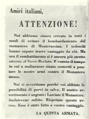 Montecassino 14-02-1944