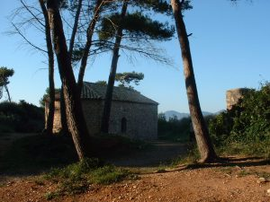 Isola di Saint-Honorat, foto Potts