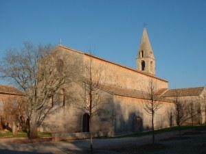 Abbazia cistercense di Thoronet (foto Potts)